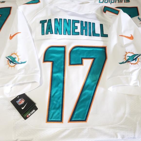 NIKE Miami Dolphins RYAN TANNEHILL Football Jersey